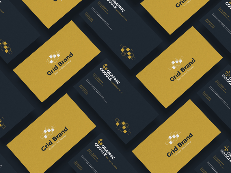 Free-Grid-Brand-Business-Card-Mockup-600