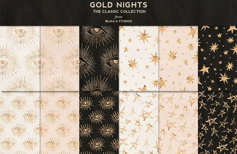 Gold-Nights
