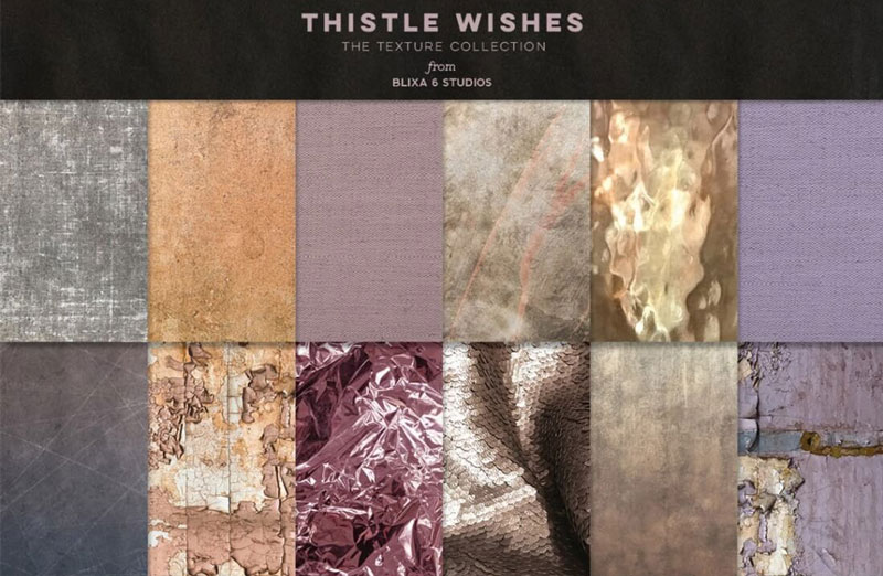 Thistle-Wishes