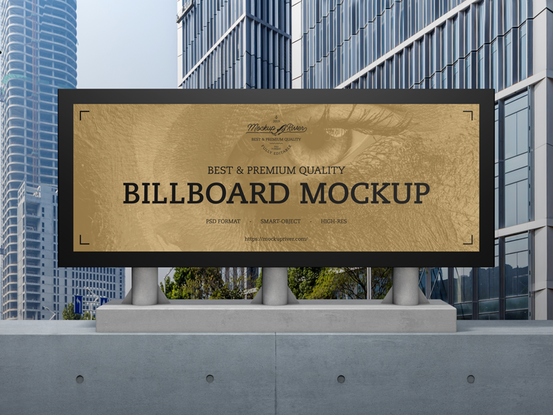 3-Outdoor-Advertisement-Billboard-Mockup