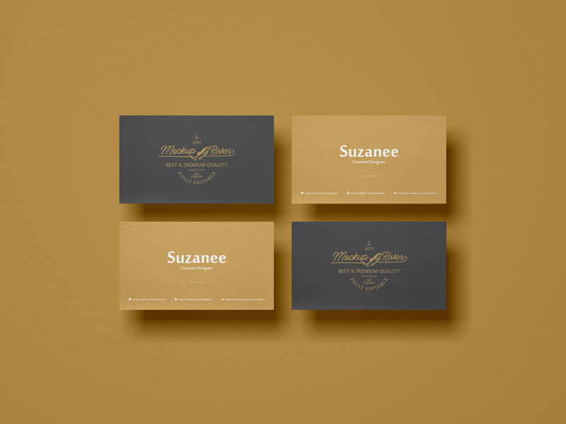 4-PSD-Branding-Business-Card-Mockup