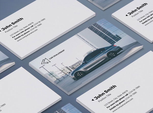 Car-Dealers-Business-Card