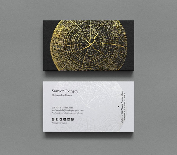Creative-Business-Card-For-Blogger-And-Photographer