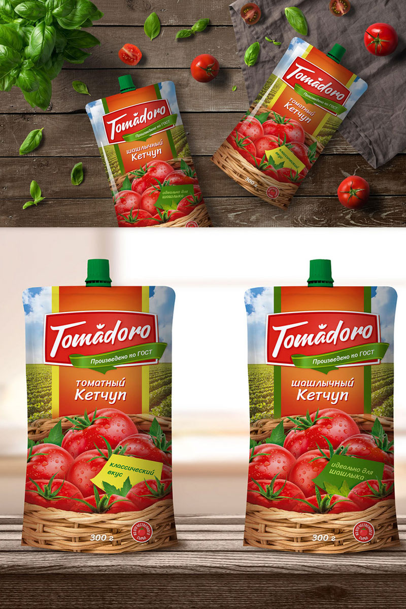 Creative-Natural-Ketchup-Packaging-2019