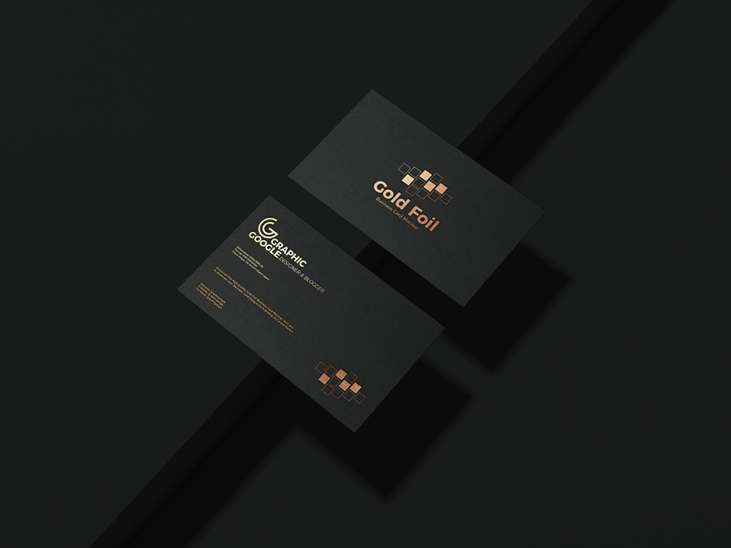 Free-Gold-Foil-Business-Card-Mockup-PSD-Vol-2
