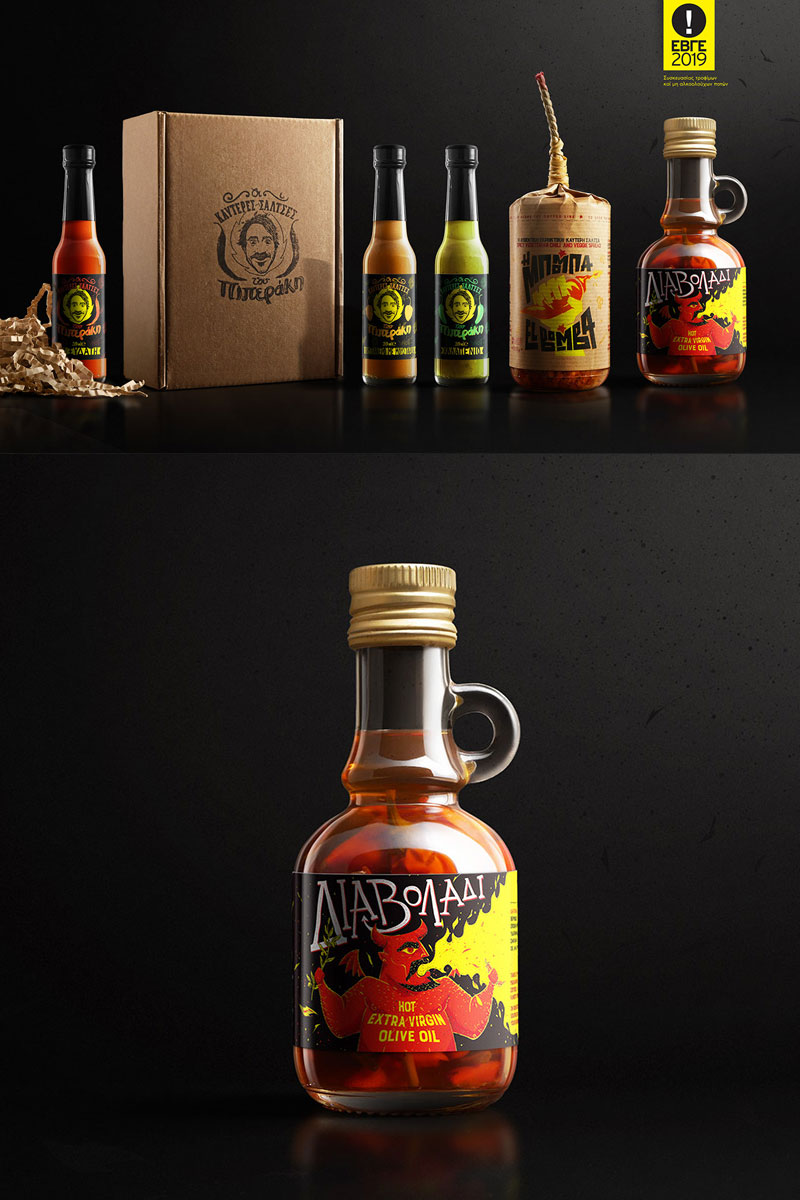 Hot-Sauces-Creative-Packaging-Design