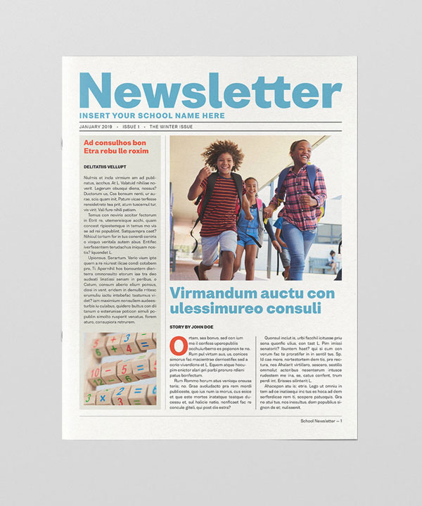 How-to-Create-a-School-Newsletter-Template-in-InDesign