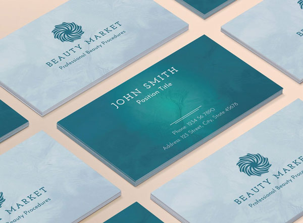 Modern-Beauty-Market-Business-Card