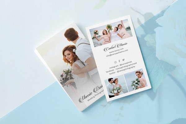 Modern-Wedding-Photography-Business-Card