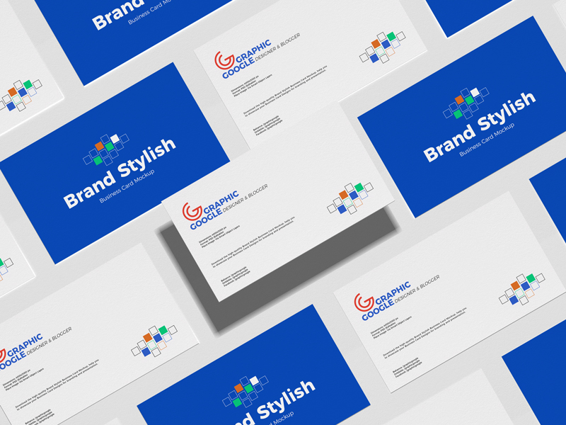 Free-Brand-Stylish-Business-Card-Mockup-1