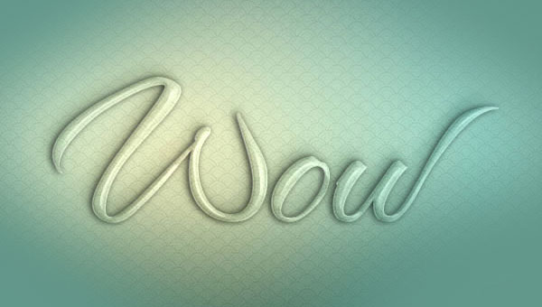 Create-a-Glass-Text-Effect-in-Photoshop