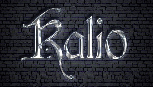 Create-a-Medieval-Metallic-Text-Effect-in-Adobe-Photoshop