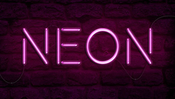 Create-a-Realistic-Neon-Light-Text-Effect-in-Adobe-Photoshop