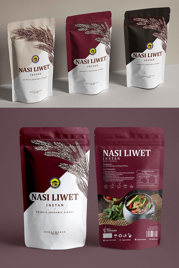 Creative-Food-Grains-Pouch-Packaging-Design