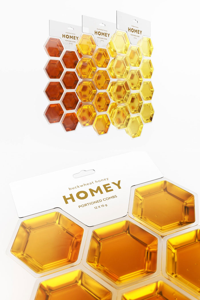 Creative-Honey-Packaging-Design