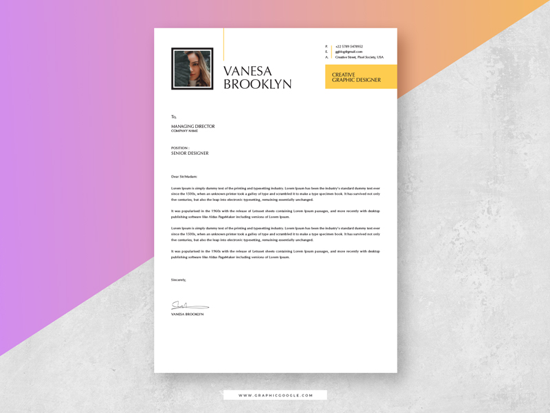 Free-Simple-Elegant-CV-Resume-Template-With-Cover-Letter-3