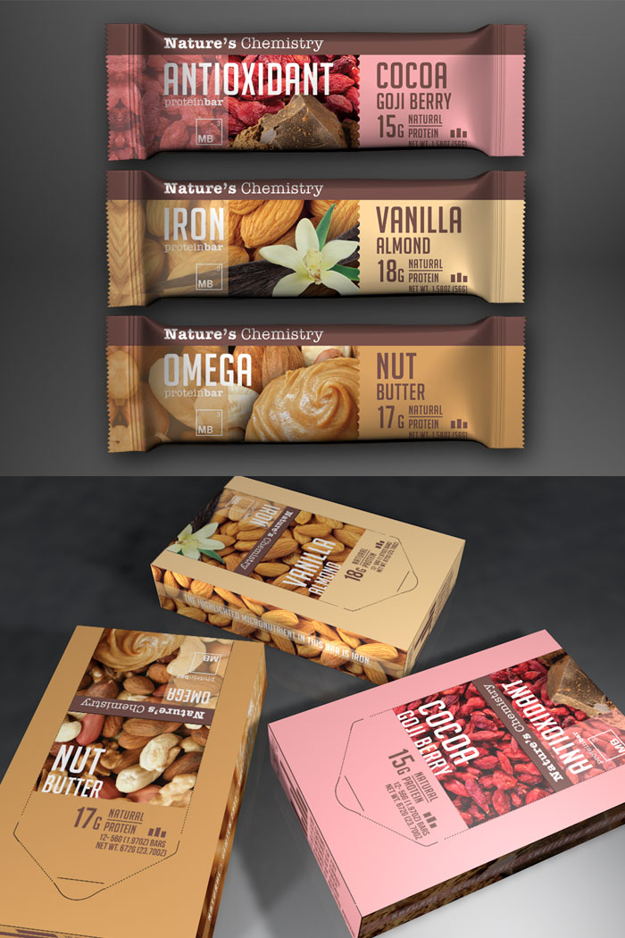 Protein-Bar-Wrapping-Packaging-Design