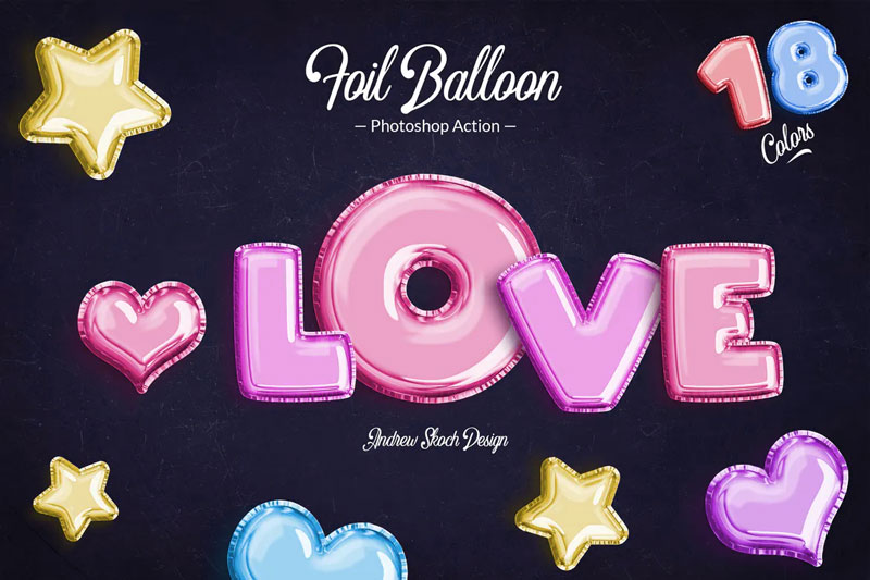 Foil-Balloon-Photoshop-Action-6