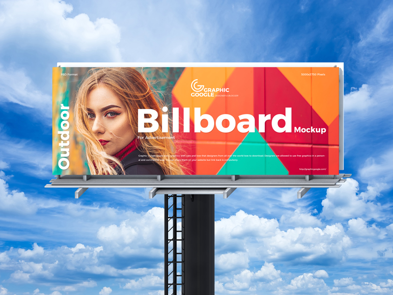 Free-Sky-Outdoor-Billboard-Mockup-For-Advertisement-Vol-3