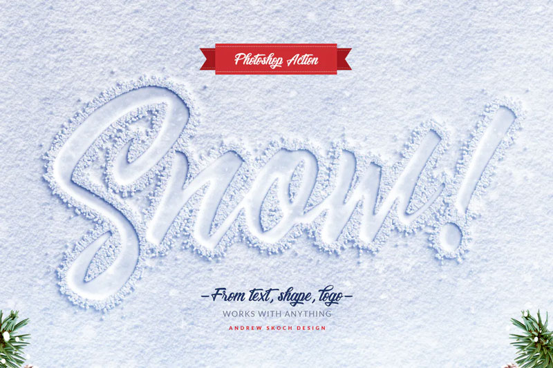 Snow-Lettering-Photoshop-Action-4