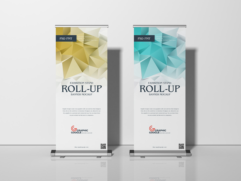 Free-Exhibition-Stand-Roll-Up-Banner-Mockup