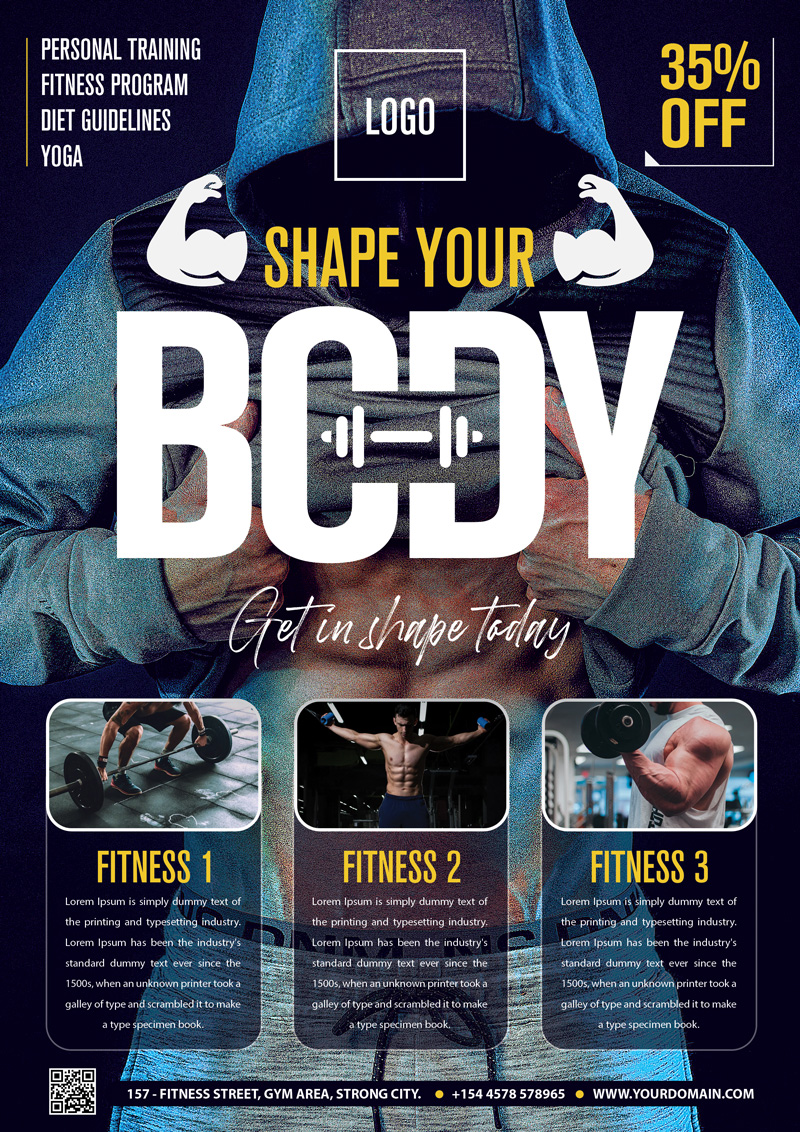 Free-Modern-Fitness-Flyer-Template-1