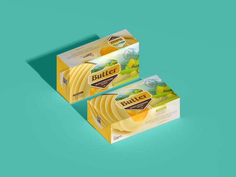 Free-Brand-Butter-Block-Packaging-Mockup