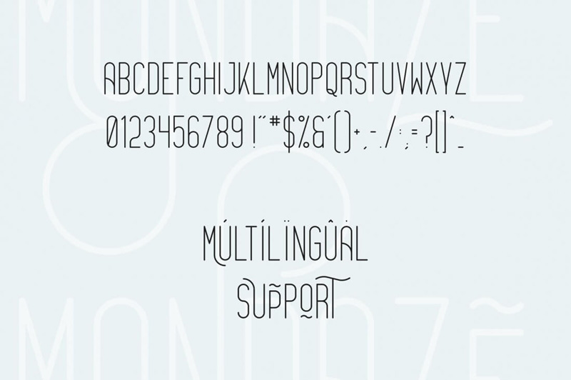 Mondaze-Display-Typeface-4