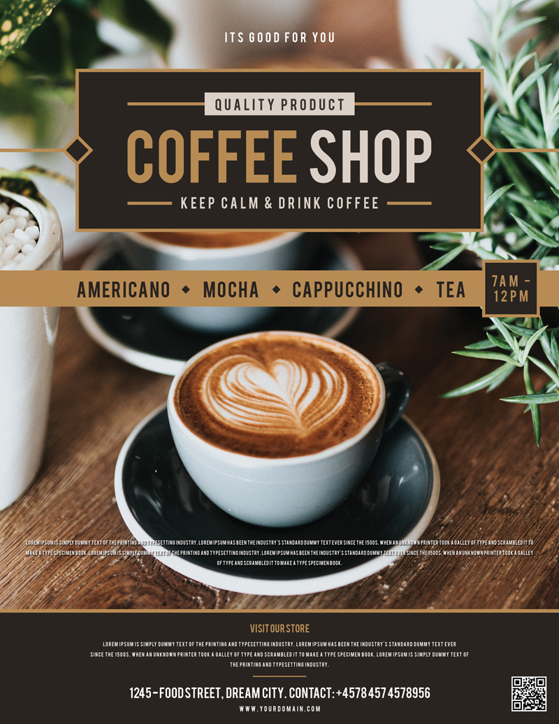 Free-2020-Modern-Coffee-Flyer-Template-1
