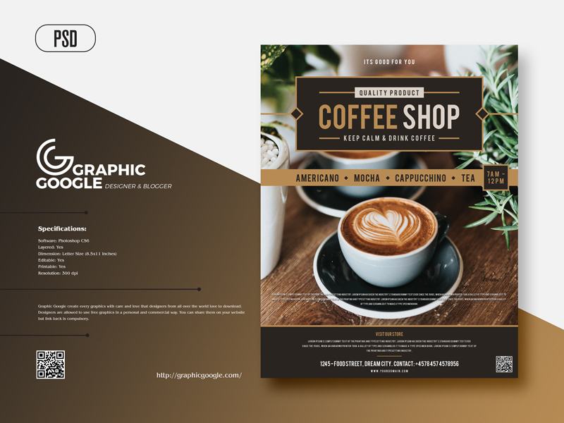 Free-2020-Modern-Coffee-Flyer-Template