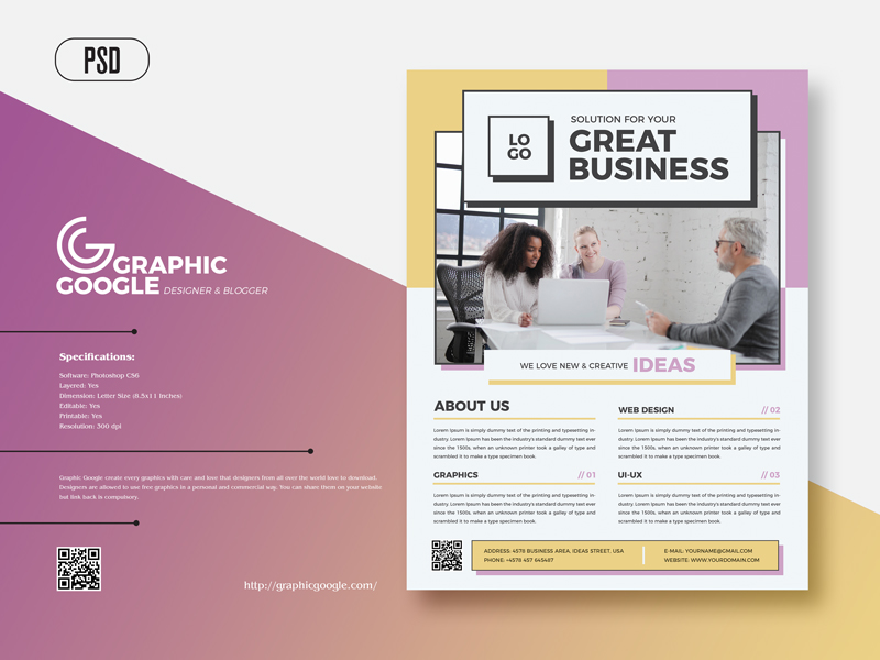 Free-Modern-Corporate-Business-Flyer-2020