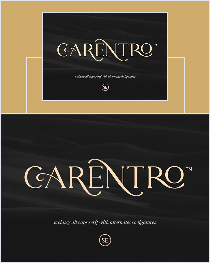 Carentro-Modern-And-Classy-Serif-Font