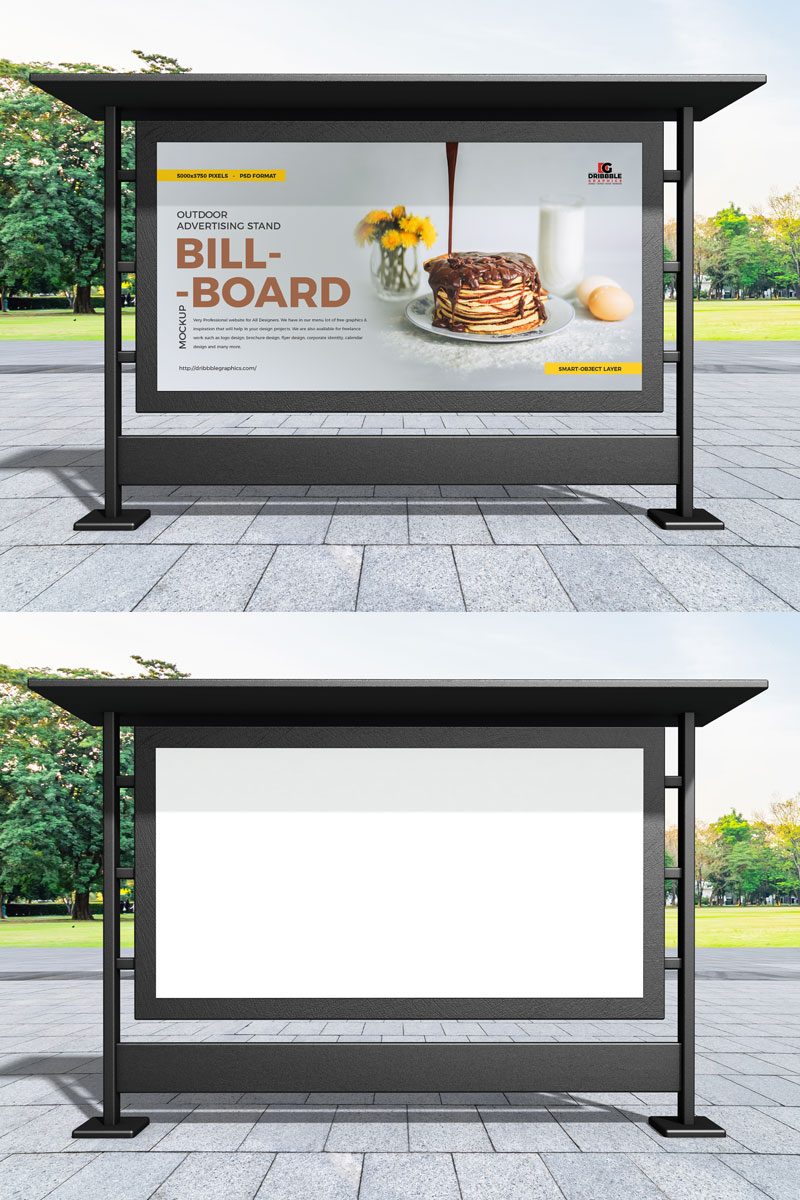 Free-Parkside-Advertising-Billboard-Mockup