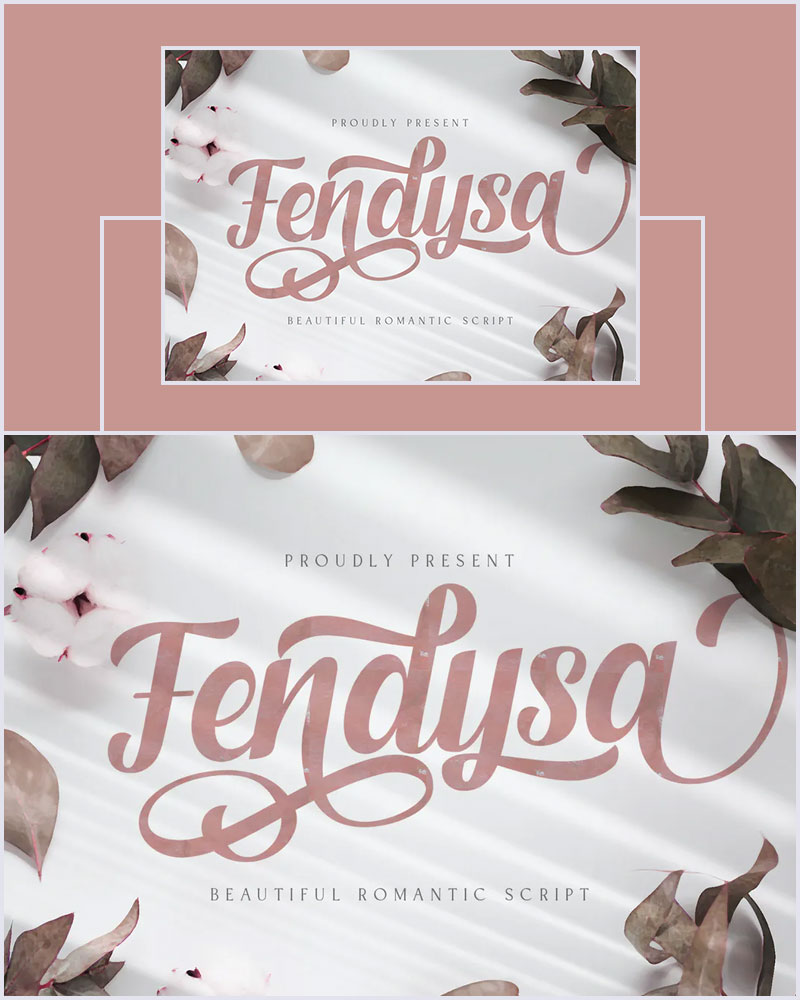Fendysa-Beautiful-Romantic-Calligraphy-Font