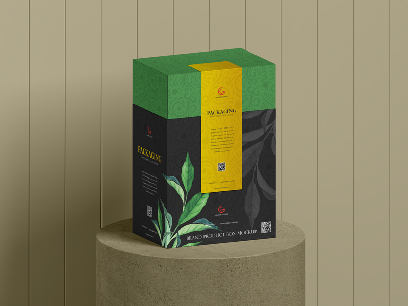 Free-Brand-Product-Packaging-Box-Mockup-1