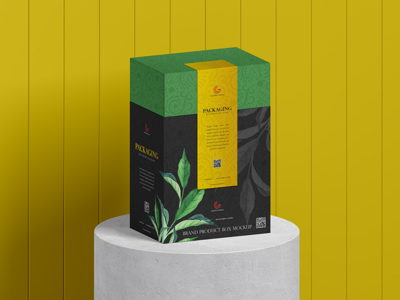 Free-Brand-Product-Packaging-Box-Mockup-2