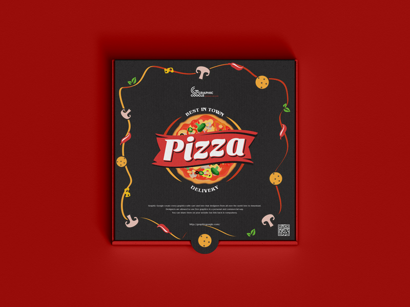 Free-Top-View-Packaging-Pizza-Mockup-600
