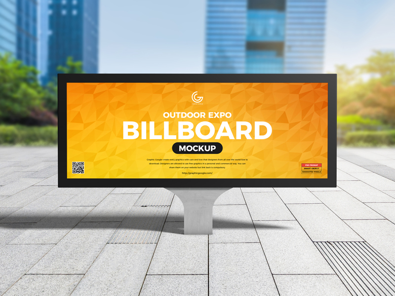 Free-Outdoor-Expo-Billboard-Mockup