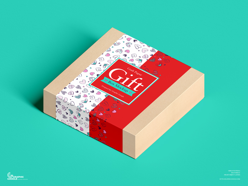 Free-Craft-Paper-Square-Gift-Box-Mockup-600