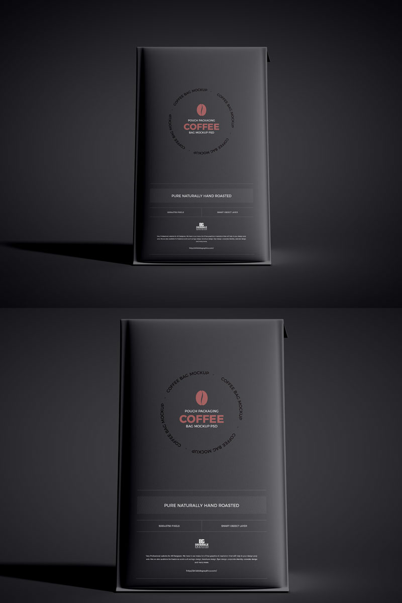 Free-Packaging-Coffee-Pouch-Bag-Mockup-PSD