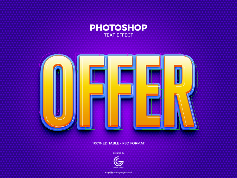 Free-Offer-Photoshop-Text-Effect