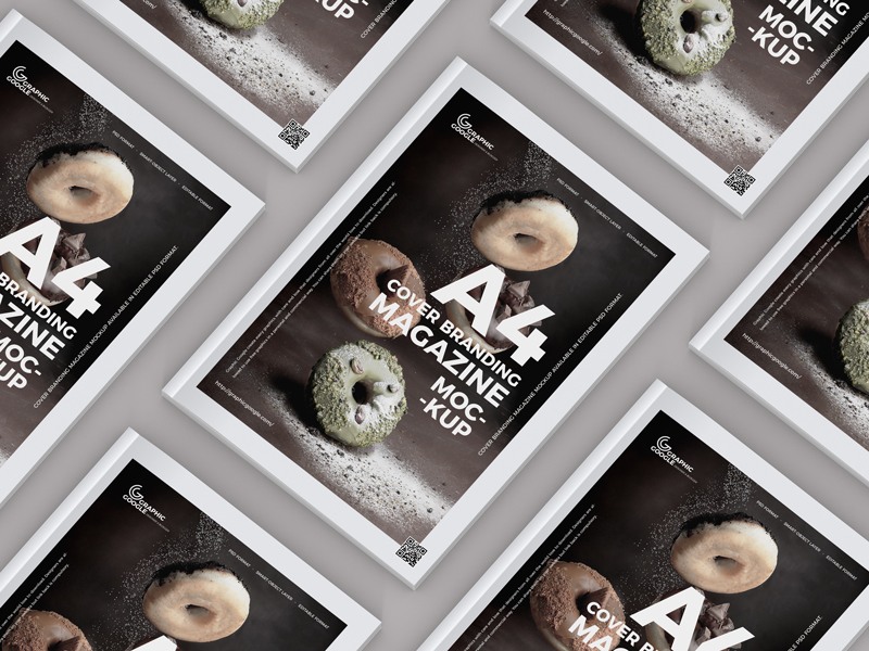 Free-A4-Size-Cover-Branding-Magazine-Mockup