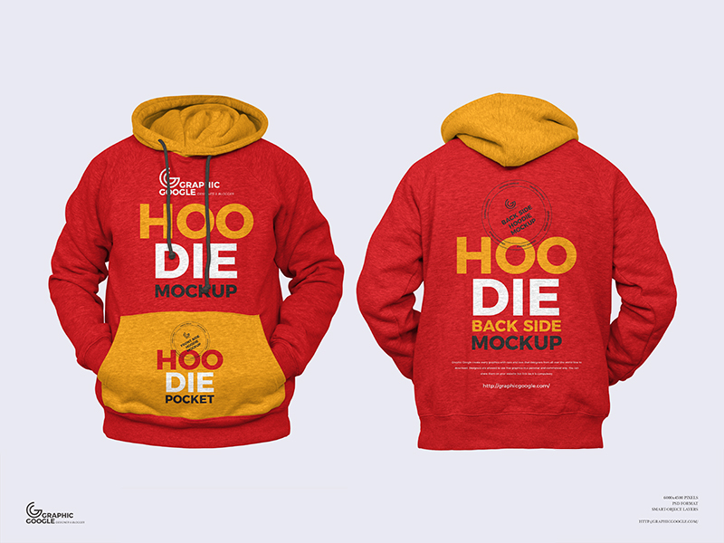 Free-Front-and-Back-Hoodie-Mockup