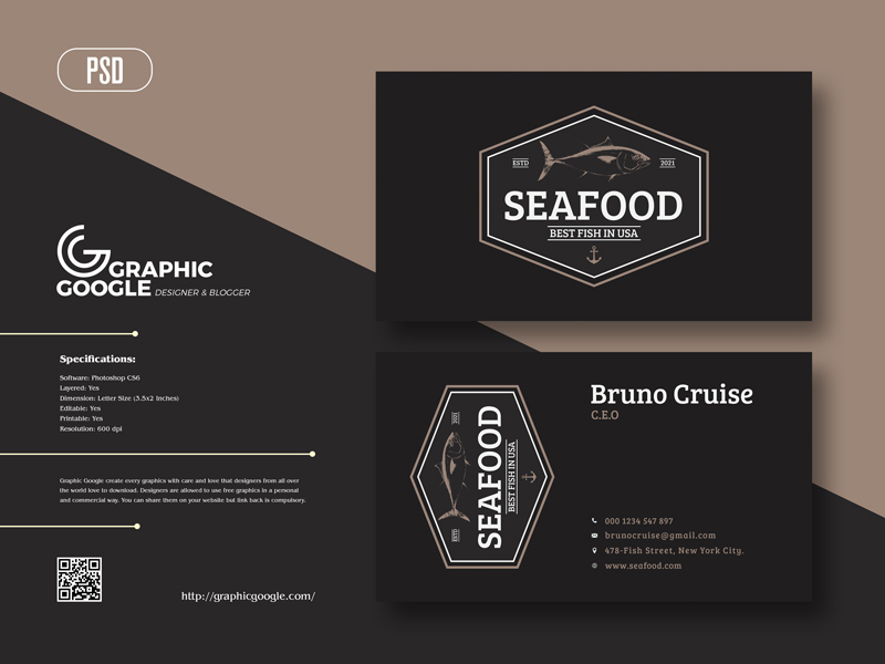 Free-Seafood-Business-Card-Design-Template-2021