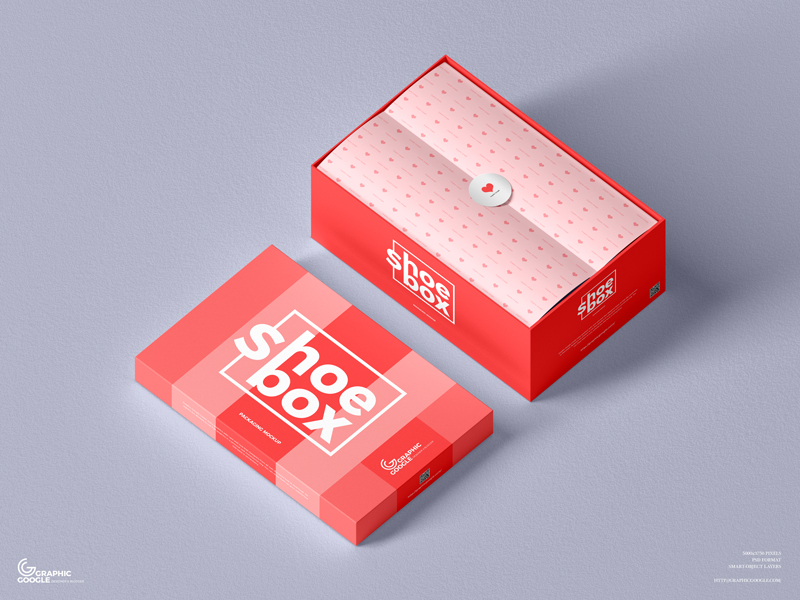 Free-Shoe-Box-Packaging-Mockup-600