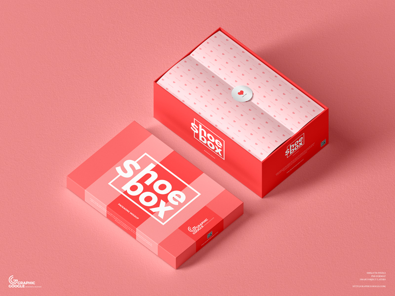 Free-Shoe-Box-Packaging-Mockup