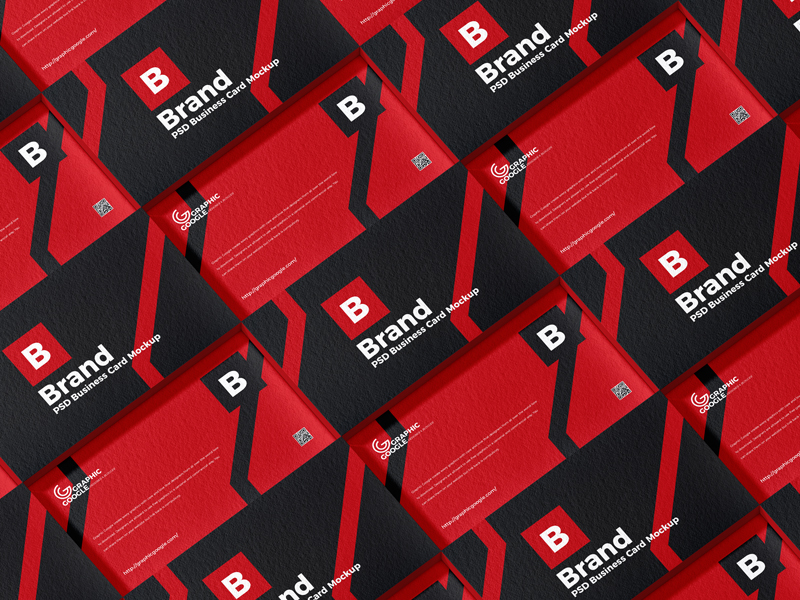 Free-Brand-PSD-Business-Card-Mockup