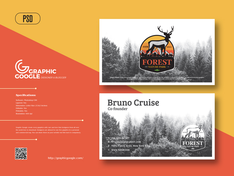 Free-Forest-Business-Card-Design-Template-of-2021