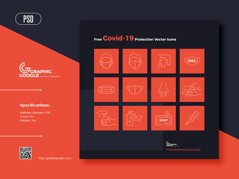 Free-Covid-19-Protection-Vector-Icons