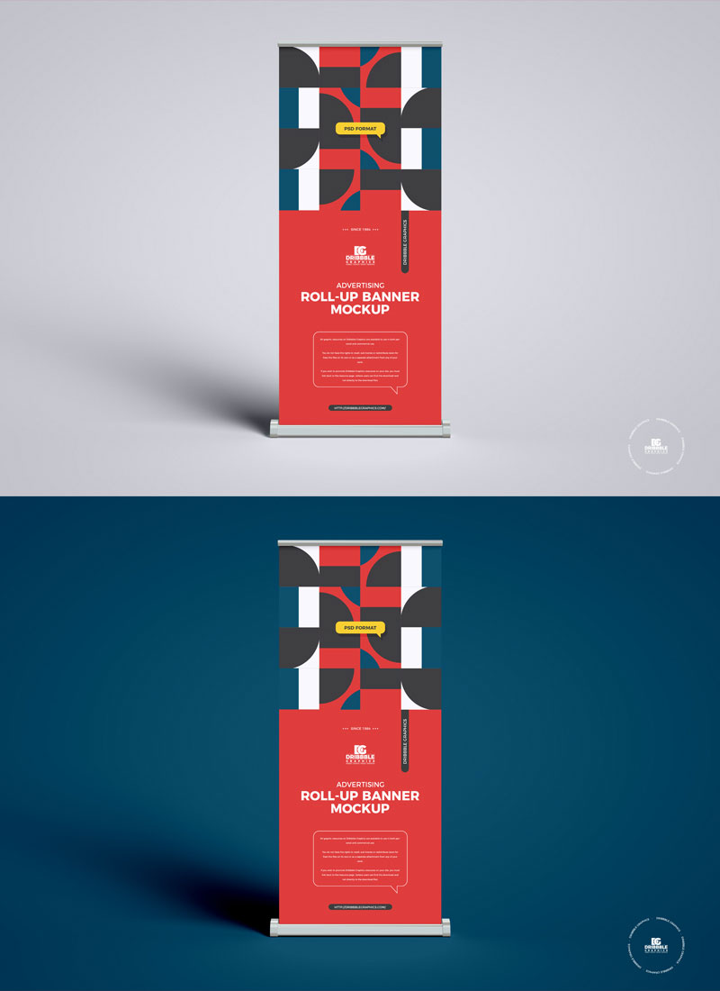 Free-Advertising-Roll-Up-Banner-Mockup-PSD-Design-Template
